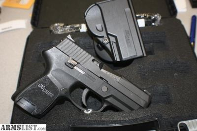 For Sale: Sig Sauer P250 9mm W/case