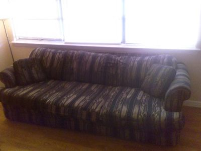 $50, Couch and Loveseat