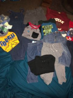 18-2t Fall/Winter clothing