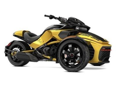 2017 Can-Am Spyder F3-S Daytona 500 SE6 3 Wheel Motorcycle Motorcycles Castaic, CA