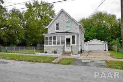 1510 S WESTMORELAND Avenue Peoria Two BR, **Home is being sold
