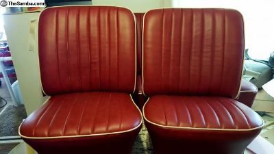 VW Bug Seats 72 And Early