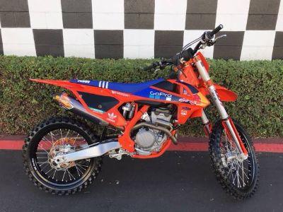 2017 KTM 250 SX-F Factory Edition Motocross Motorcycles Costa Mesa, CA