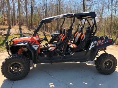 2014 Polaris RZR XP 4 900 EPS LE