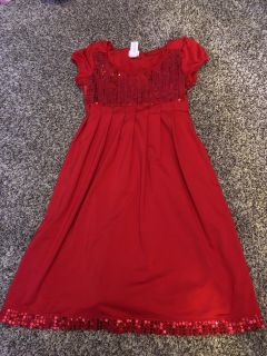 Red dress-justice