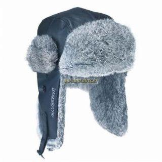 Find 2017 Ski-Doo Mens Vintage Rabbit Fur Hat - Black motorcycle in Sauk Centre, Minnesota, United States, for US $67.99