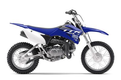 2018 Yamaha TT-R110E Competition/Off Road Motorcycles Escanaba, MI