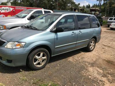 2003 Mazda MPV LX (Blue)