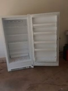 Frigidaire upright freezer