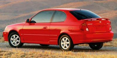 2005 Hyundai Accent GS ()