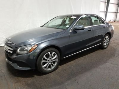 2016 Mercedes-Benz C-Class 4dr Sdn C 300 Luxury 4MATIC (Gray)