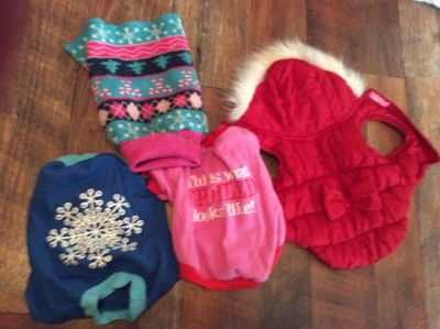 Dog clothes xs/ s