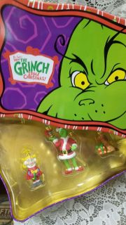Grinch ornaments collector's