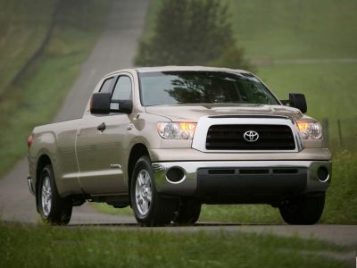 2007 Toyota Tundra SR5 (Slate Metallic)