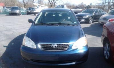 2006 Toyota Corolla CE (Blue, Dark)