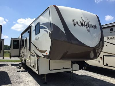 2018 Forest River Wildcat 35WB
