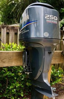 Yamaha 4 Strokes 250 HP Outboard
