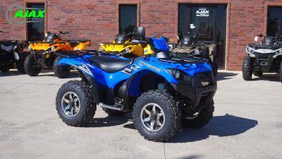 2018 Kawasaki Brute Force 750 4x4i EPS Sport-Utility ATVs Oklahoma City, OK