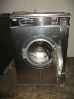 High Quality Unimac UniMat Uni-Mac 50 lb washer/ extractor used