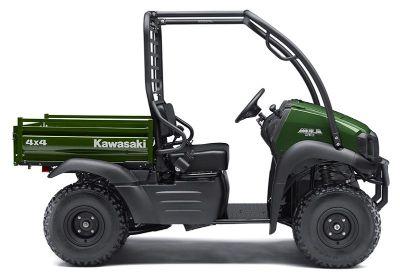 2019 Kawasaki Mule SX 4x4 FI Utility SxS Sully, IA