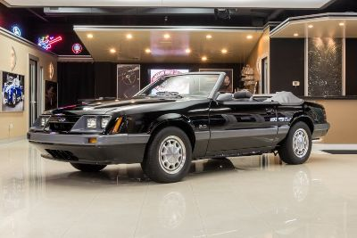 1986 Ford Mustang Convertible