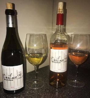 The Rich Great Da'e Lace Wines all the way from Napa, CA