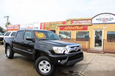 2012 Toyota Tacoma 2WD Double Cab V6 AT PreRunner