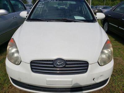 2008 Hyundai Accent GLS (White)