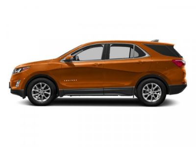 2018 Chevrolet Equinox LT (Orange Burst Metallic)