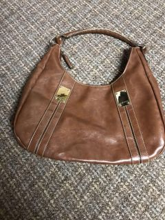Nine West Purse. 14 Wide x 8 Tall With 7 Handles.