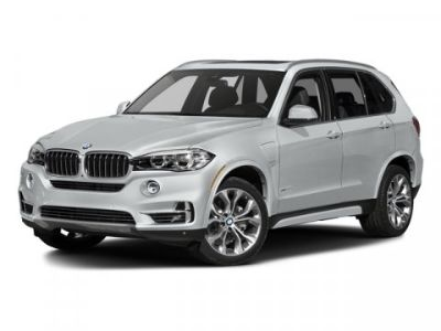 2018 BMW X5 xDrive40e iPerformance (BLACK)