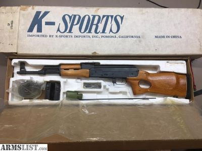 For Sale: New Unfired Norinco Mak 90