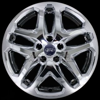 "Purchase 4 CHROME 13-16 Ford Fusion 17"" Wheel Covers Rim Skins Hub Caps fits Alloy Wheels motorcycle in Layton, Utah, United States, for US $69.00"