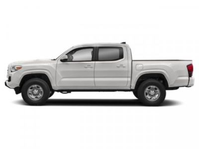 2019 Toyota Tacoma SR5 Double Cab 5' Bed V6 AT (Super White)