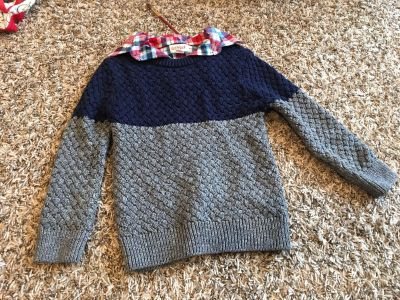 NWOT Cat and Jack Sweater