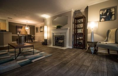 Ultra quiet apartment in a luxury complex (Duluth)