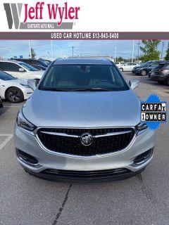 2018 Buick Enclave Essence (Quicksilver Metallic)