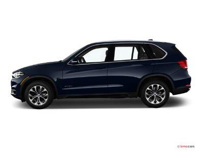 2018 BMW X5 F15 (Imperial Blue Metallic)