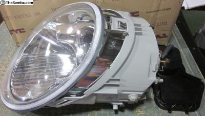 1C0941030L 02-05 Beetle Turbo Pass Headlight Assy