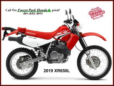 2019 Honda XR650L Dual Purpose Erie, PA