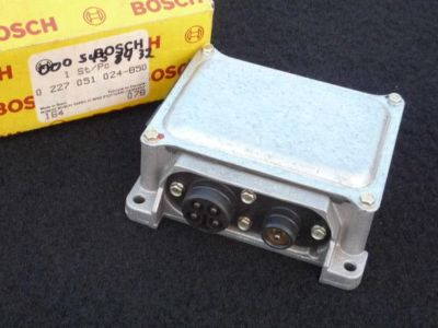 Purchase Ignition Control Module 100% GENUINE Mercedes (new Bosch unit) RARE Discontinued motorcycle in Van Nuys, California, US, for US $869.99