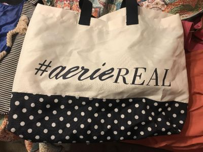 Thin Large Aerie Tote