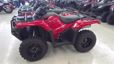 2017 Honda FourTrax Rancher 4x4 DCT EPS Utility ATVs Greeneville, TN