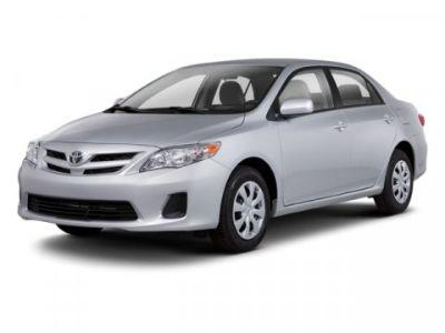 2013 Toyota Corolla Base (SUPER WHITE [WH)