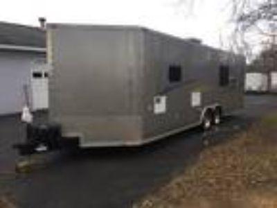 2005 Overland Express Toy Hauler LQ Camper Trailer