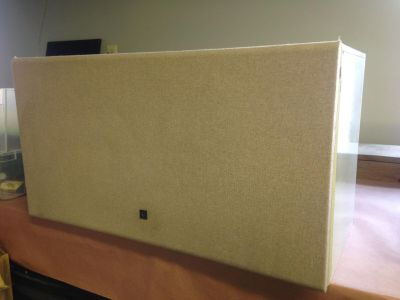 Wall mount files cabinets. 2 cabinets at $5.00 each