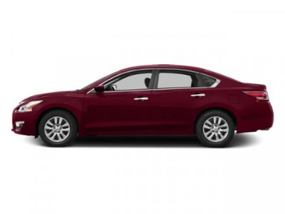 2013 Nissan Altima 2.5 (Cayenne Red Metallic)