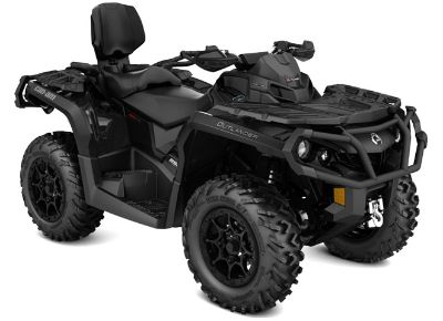2018 Can-Am Outlander MAX XT-P 850 Utility ATVs Afton, OK