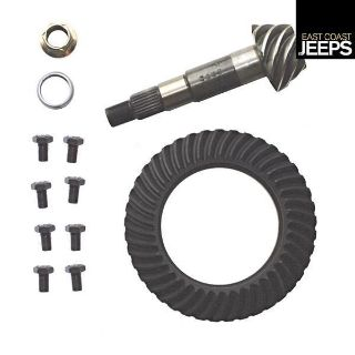 Purchase 16514.02 OMIX-ADA Dana 35 Ring & Pinion 3.55, 87-07 Jeep TJ Wranglers, by motorcycle in Smyrna, Georgia, US, for US $422.03