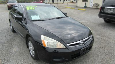 2006 Honda Accord LX (Black)